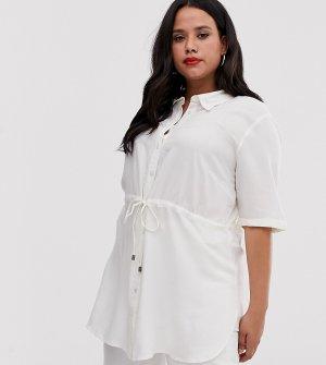Рубашка -Кремовый Junarose