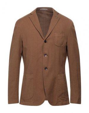 Пиджак PAOLONI. Цвет: верблюжий