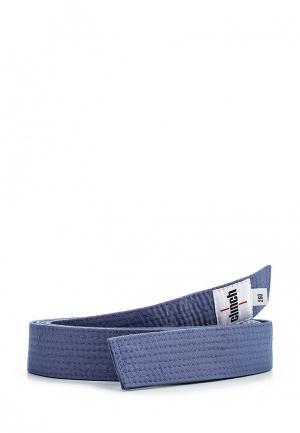Пояс для единоборств Clinch Budo Belt. Цвет: синий