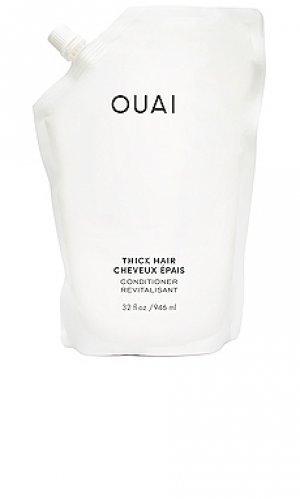 Кондиционер для волос thick OUAI. Цвет: beauty: na