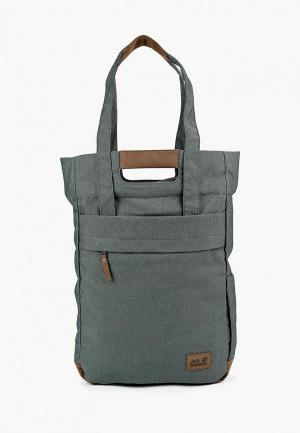 Рюкзак Jack Wolfskin PICCADILLY. Цвет: зеленый