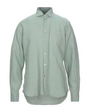 Pубашка HENRI LLOYD. Цвет: светло-зеленый