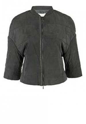 Куртка FABIANA FILIPPI. Цвет: серый
