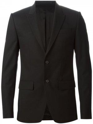 Классический костюм Givenchy. Цвет: черный