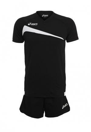 Форма волейбольная ASICS SET PLAY OFF. Цвет: черный