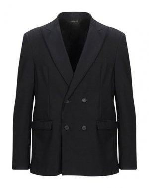 Пиджак I'M BRIAN. Цвет: стальной серый