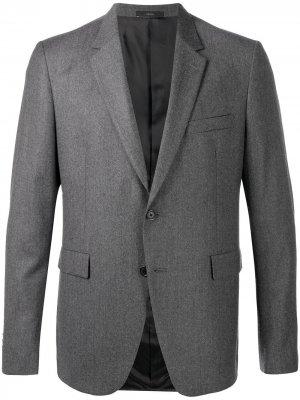 Пиджак на двух пуговицах Paul Smith. Цвет: серый