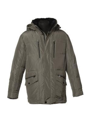 Куртка City Classic. Цвет: хаки