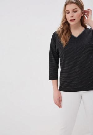 Пуловер Balsako Галочка. Цвет: черный