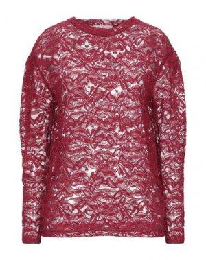 Блузка MARIUCCIA. Цвет: красный