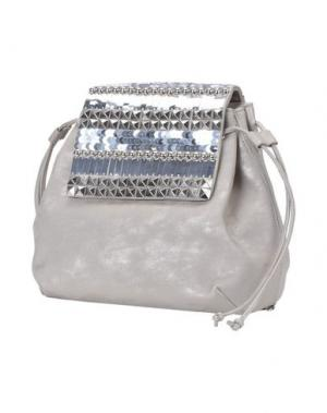 Рюкзаки и сумки на пояс CHIARA P. Цвет: серый