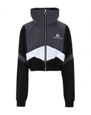 Куртка SERGIO TACCHINI. Цвет: черный