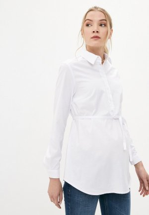 Рубашка BuduMamoy. Цвет: белый