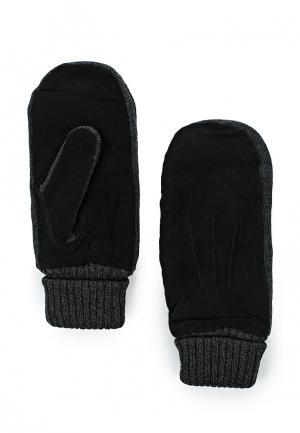 Варежки Modo Gru. Цвет: черный