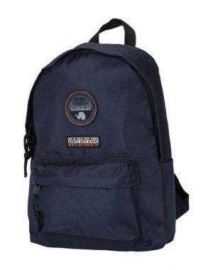 Рюкзаки и сумки на пояс NAPAPIJRI. Цвет: синий