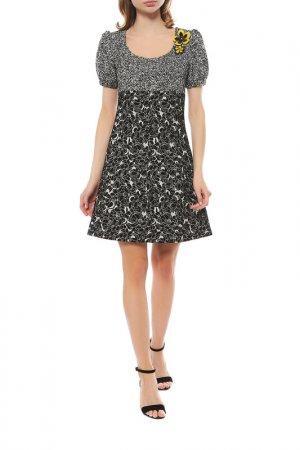 Платье Antonio Marras. Цвет: черный