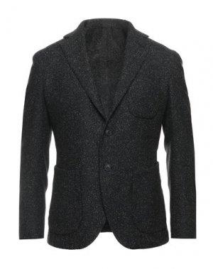 Пиджак TWENTY-ONE. Цвет: стальной серый