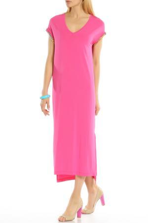 Платье 22MAGGIO. Цвет: бордовый