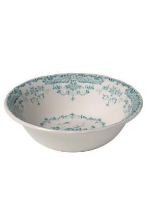Салатник Bitossi. Цвет: голубой