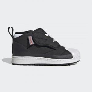 Ботинки Superstar 360 Originals adidas. Цвет: черный