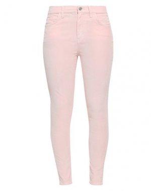 Повседневные брюки CURRENT/ELLIOTT. Цвет: розовый