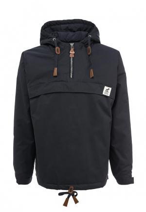 Куртка утепленная Fat Moose. Цвет: синий