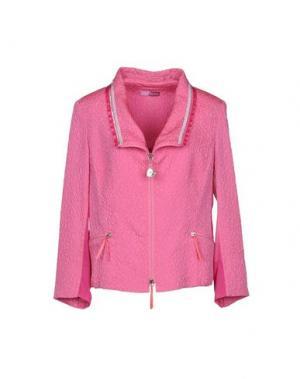 Куртка SEVERI DARLING. Цвет: розовый