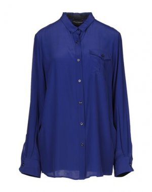 Pубашка ATOS LOMBARDINI. Цвет: ярко-синий