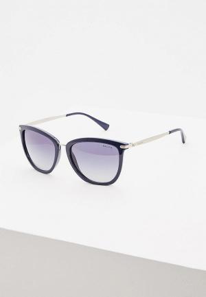 Очки солнцезащитные Ralph Lauren RA5245 57154L. Цвет: синий