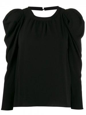 Блузка Manon Ba&Sh. Цвет: черный