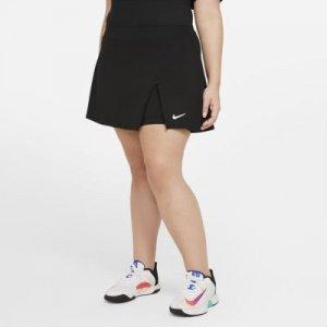 Теннисная юбка NikeCourt Victory (большие размеры) - Черный