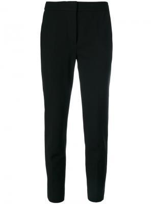 Классические брюки-чинос Max Mara. Цвет: чёрный