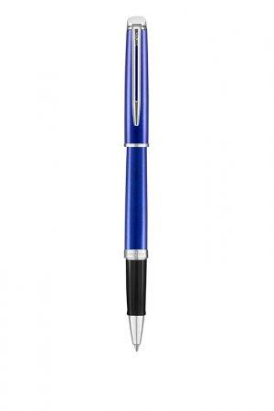 Ручка-роллер Waterman. Цвет: синий