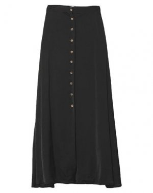 Длинная юбка DRY LAKE.. Цвет: черный