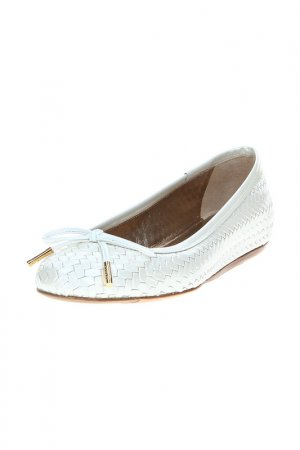 Балетки Le Silla. Цвет: белый