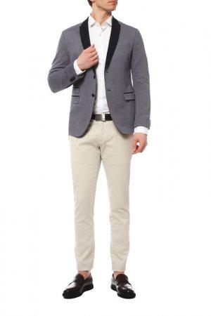 Пиджак Cinque. Цвет: серый, синий