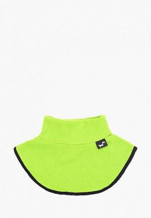 Манишка ЛисФлис. Цвет: зеленый