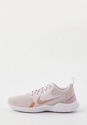 Кроссовки Nike WMNS FLEX EXPERIENCE RN 10. Цвет: фиолетовый