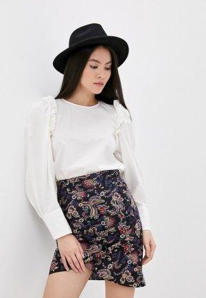 Блуза Ba&Sh. Цвет: белый
