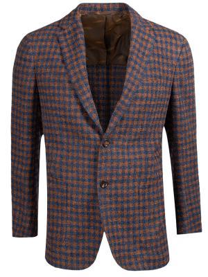 Пиджак классический Stile Latino. Цвет: разноцветный