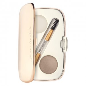 Палетка для бровей GreatShape Eyebrow Kit, оттенок Ash Blonde jane iredale. Цвет: бесцветный