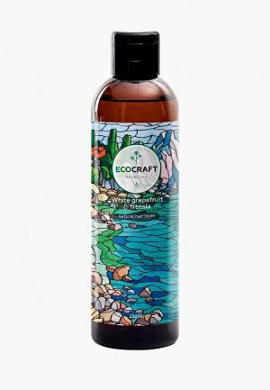 Бальзам для волос Ecocraft Биоламинирование и суперблеск. Цвет: прозрачный