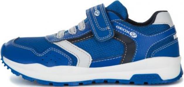 Кроссовки для мальчиков Coridan, размер 26 Geox. Цвет: синий