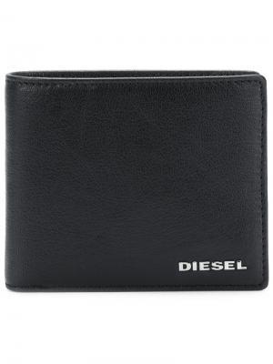 Кошелек Neela S Diesel. Цвет: черный