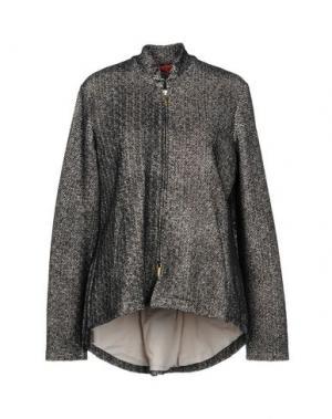 Куртка MANILA GRACE DENIM. Цвет: стальной серый