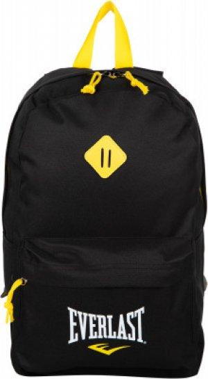 Рюкзак , 16 л Everlast. Цвет: черный