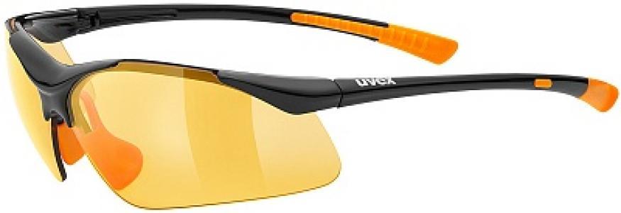 Солнцезащитные очки Sportstyle 223 Uvex. Цвет: черный