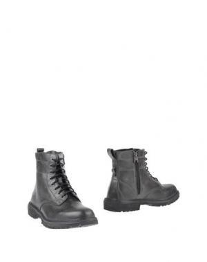 Полусапоги и высокие ботинки HEY DUDE. Цвет: черный