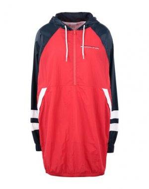 Куртка TOMMY SPORT. Цвет: красный