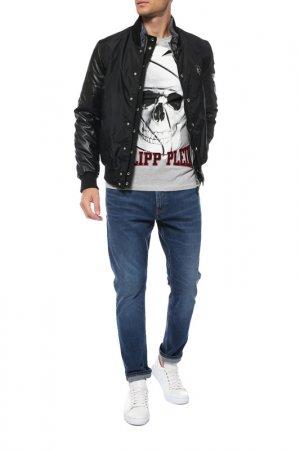 Куртка Philipp Plein. Цвет: мультиколор